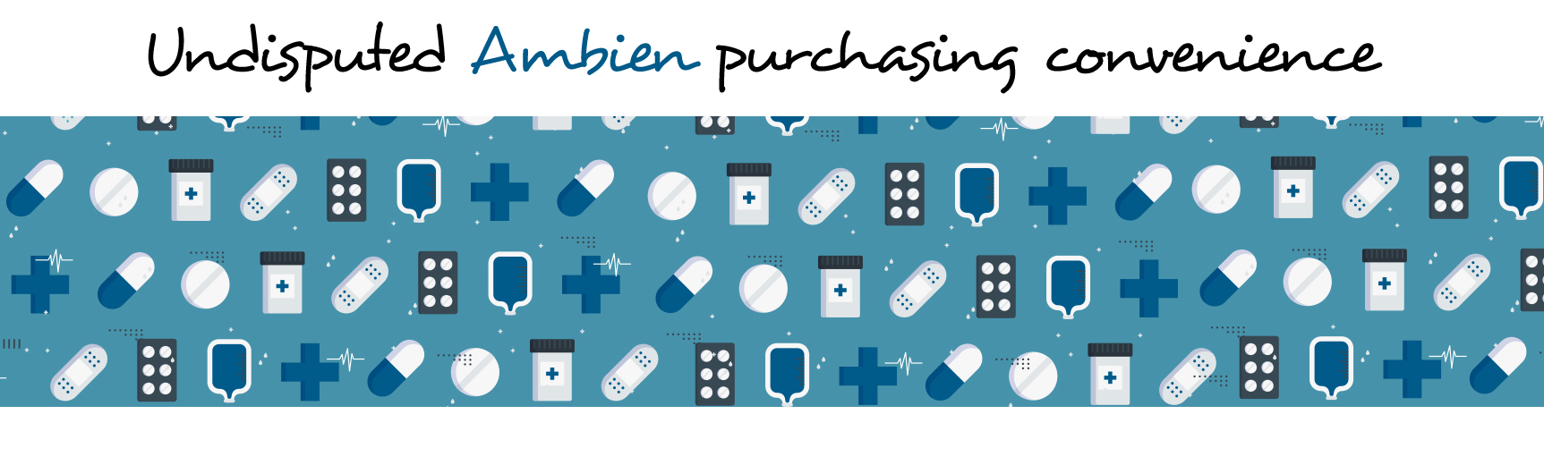 ambien without prescription pharmacy banner